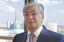 Tokayev gets report about condition of military preparedness of armed forces of Kazakhstan