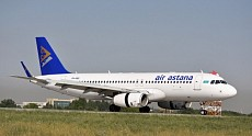 Ministry of Industry and Infrastructural Development investigating incident with Air Astana aircraft whose wheels sank in asphalt